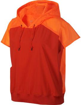 Nike Sportswear Tech CKK shirt Dames Oranje