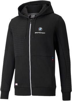 Puma BMW Motorsport Full-Zip hoodie Heren Zwart