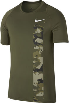 Nike Pro Training shirt Heren Groen