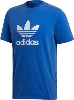 ADIDAS Trefoil t-shirt Heren Blauw