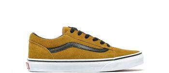 Vans Old school Suede sneakers Jongens Bruin