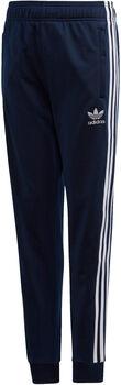 adidas SST kids trainingsbroek Jongens Blauw