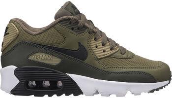 Nike Air Max 90 Mesh sneakers Jongens Bruin