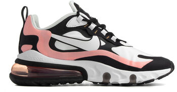 Nike Air Max 270 React sneakers Dames Zwart