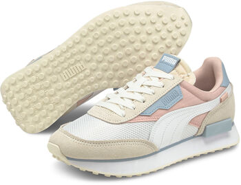 Puma Future Rider Soft sneakers Dames Wit