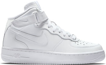 Nike Air Force 1 Mid - Kids Jongens Wit