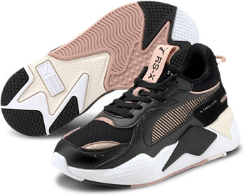Puma RS-X3 Mono Metal sneakers Dames Zwart