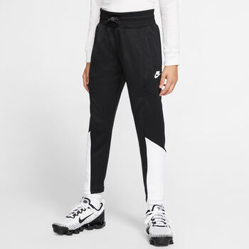Nike Sportswear Heritage kids broek Zwart