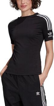 adidas Tight T-shirt Dames Zwart
