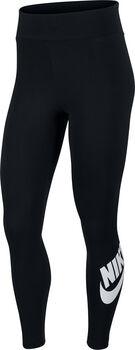 Nike Sportswear Leg-a-See legging Dames Zwart