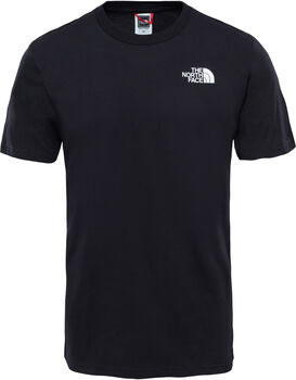 The North Face Simple Dome shirt Heren Zwart