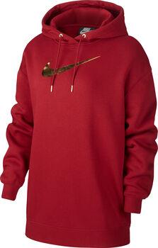Nike Sportswear hoodie Dames Rood