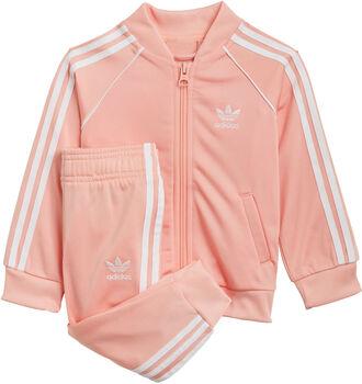 adidas Adicolor SST kids trainingspak Jongens Rood