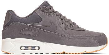 Nike Air Max 90 Ultra 2.0 Leather Heren Zwart