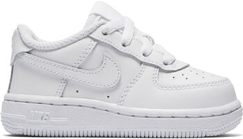 Nike Air Force 1 sneakers Jongens Wit
