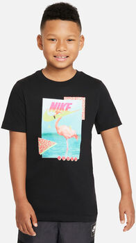 Nike Sportswear kids t-shirt Zwart