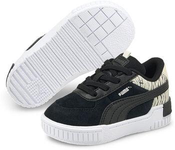 Puma Cali Sport Roar AC kids sneakers Meisjes Zwart