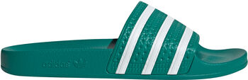 adidas Adilette slipper Heren Groen