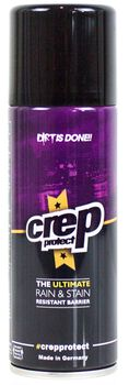 Crep Protect Spray Zwart