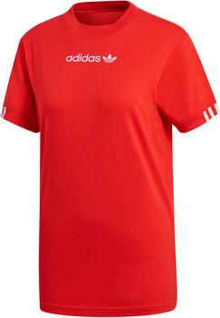 adidas Coeeze shirt Dames Rood