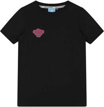 Black Bananas Reflective Universe kids t-shirt Jongens Zwart
