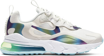 Nike Air Max 270 React Bubble Pack kids sneakers Jongens Wit