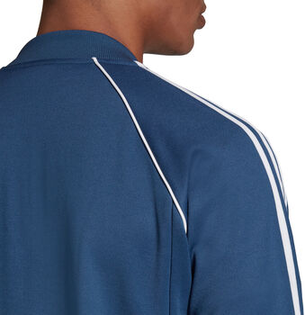 adidas SST vest Heren Blauw