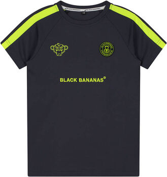 Black Bananas F.C. Match t-shirt Jongens Grijs
