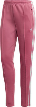 ADIDAS SST pant Dames Rood