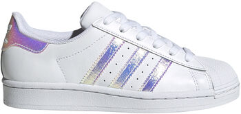 adidas Superstar kids basketbalschoenen Wit