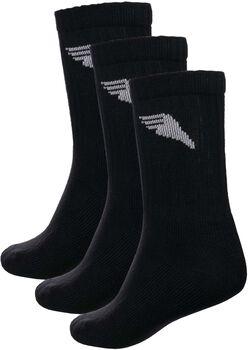 The Athlete's Foot Emil 3-pack sokken Zwart