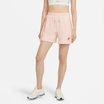 Nike Sportswear Earth Day short Dames Oranje