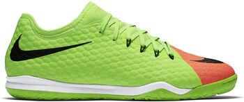 Nike HypervenomX Finale II zaalvoetbalschoenen Heren Groen