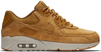 Nike Air Max 90 Ultra 2.0 Leather sneakers Heren Geel