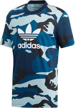 ADIDAS Camo shirt Heren Neutraal