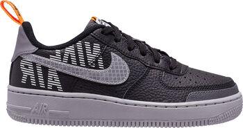 Nike Air Force 1 Lv8 2 sneakers Jongens Zwart