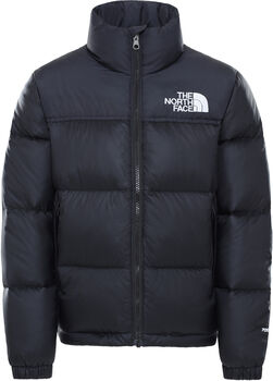 The North Face 1996 Retro Nuptse kids jas Jongens Zwart