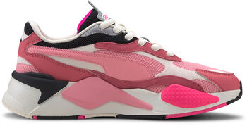 Puma RS-X3 Puzzle sneakers Roze