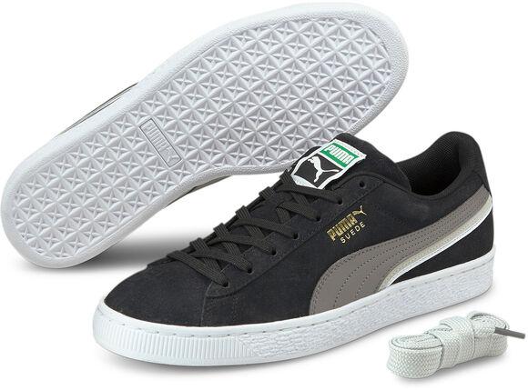 Suede Triplex sneakers
