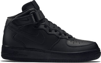 Nike Air Force 1 Mid - Kids Jongens Zwart