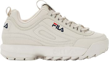 FILA Disruptor Low sneakers Dames Ecru
