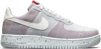 Nike Air Force 1 Crater Flyknit sneakers Heren Grijs