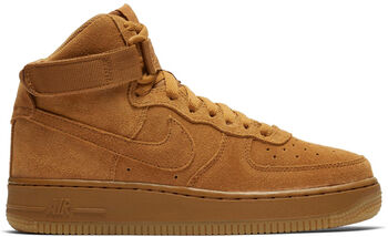 Nike Air Force 1 Lv8 sneakers Jongens Geel