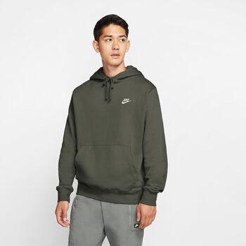 Nike Sportswear Club Fleece hoodie Heren Groen