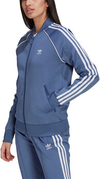 adidas Primeblue SST Trainingsjack Dames Blauw