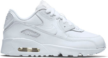 Nike Air Max 90 Leather sneakers Jongens Wit