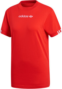 adidas Coeeze shirt Dames Rood