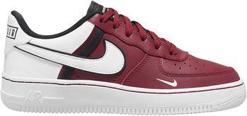 Nike Air Force 1 Lv8 sneakers Jongens Rood