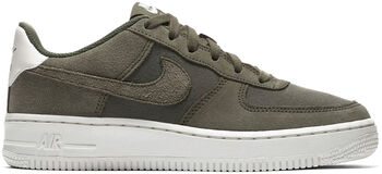 Nike Air Force 1 sneakers Jongens Bruin