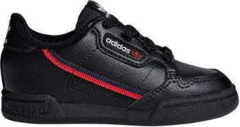 adidas Continental 80 kids sneakers Jongens Zwart